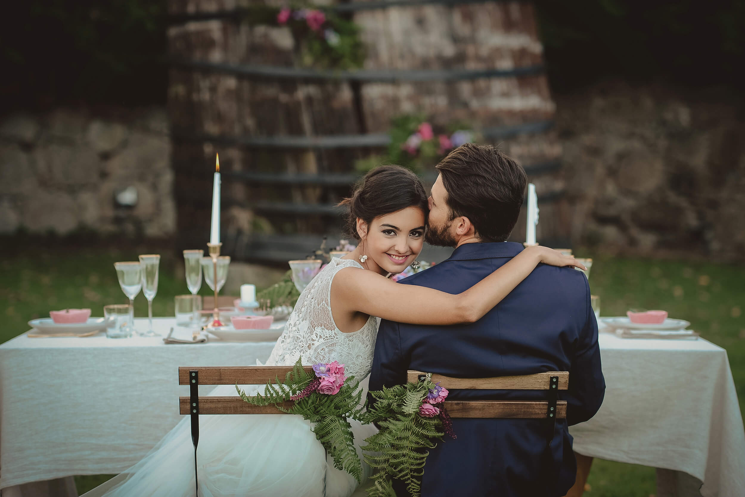 Editorial Colourful Wedding in Portugal