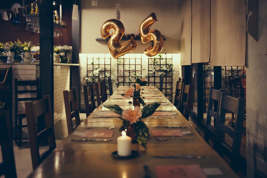 Flávia's 25th Birthday Party