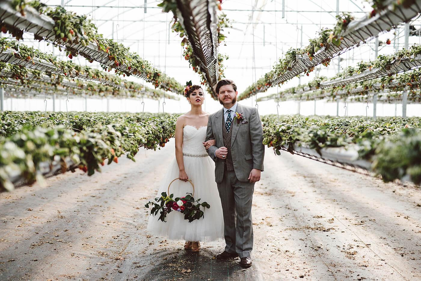 roma-organizacao-eventos-editorial-mid-century-modern-wedding-in-a-strawberry-field-14