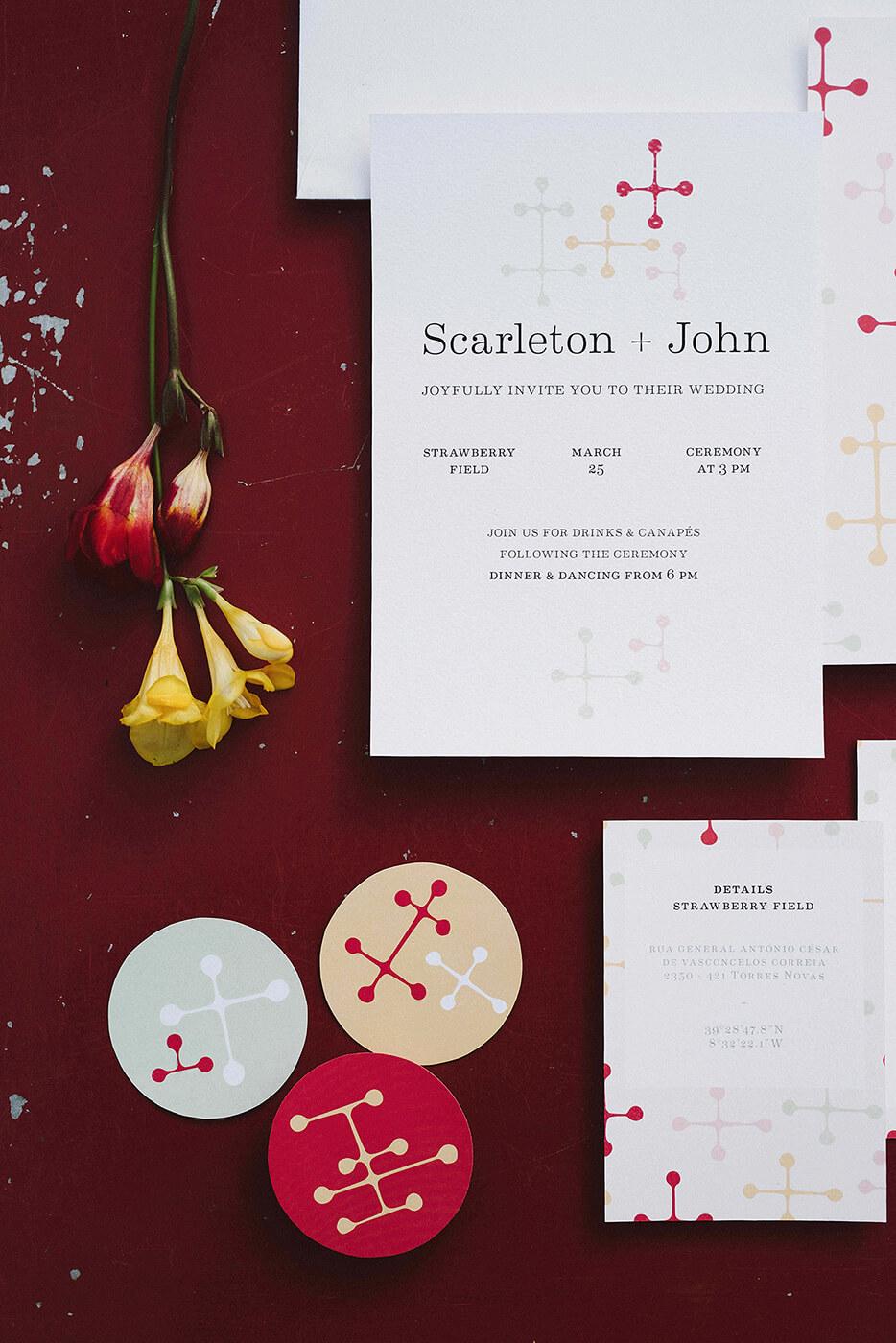 roma-organizacao-eventos-editorial-mid-century-modern-wedding-in-a-strawberry-field-37